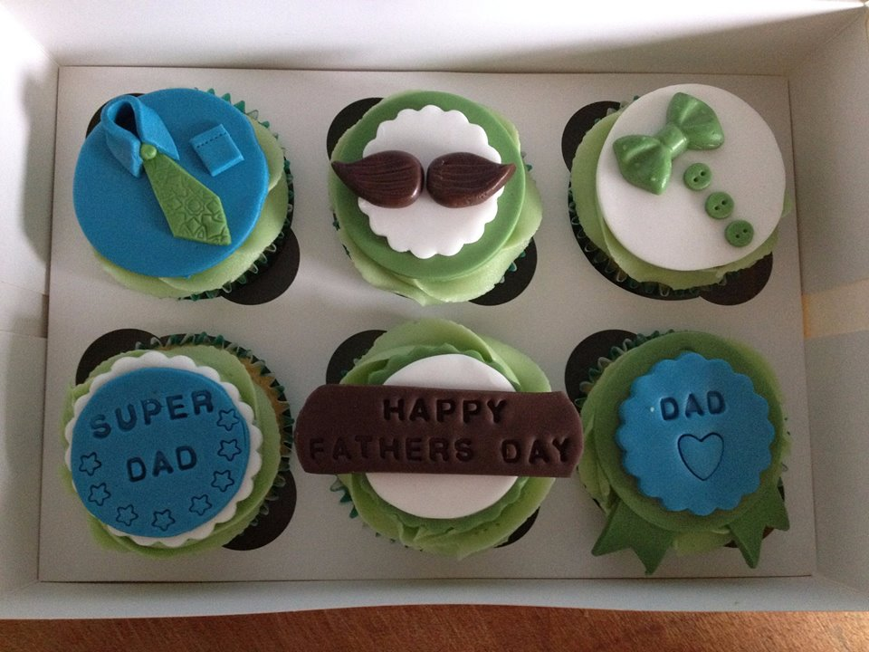 Father S Day Cupcakes Just So Sweet